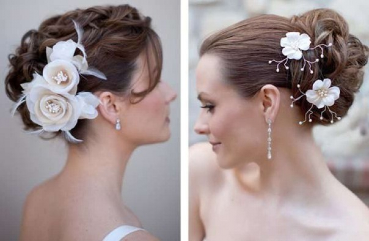 Brides Wedding Hairstyles: 6 Bridal Hairstyle Tips For Your Big Day