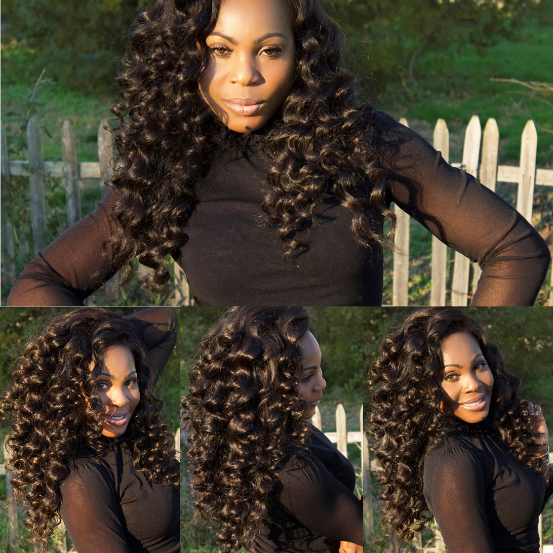 ONYC Hair Body Wave Feature Wand Curl