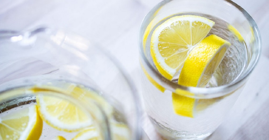 15 Health And Fitness Habits You Should Start Doing This Year Lemon Water