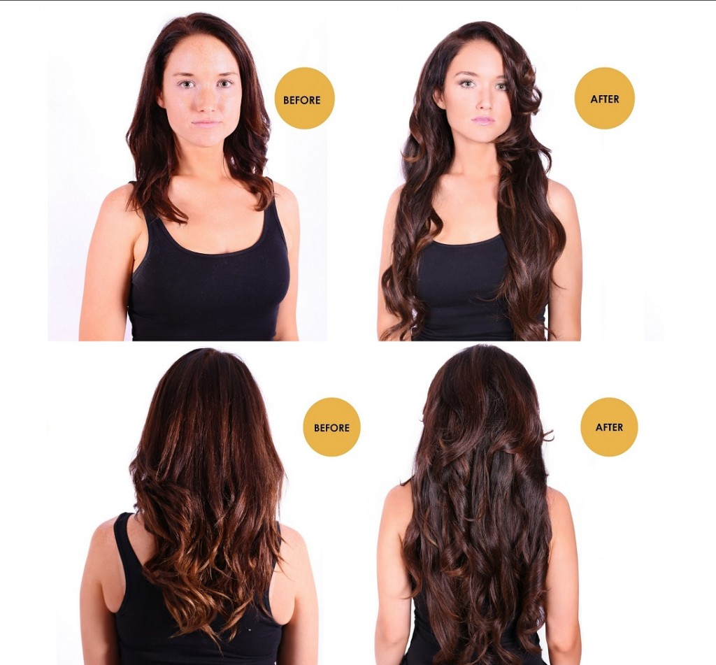 Clipin Hair Extension Can Quickly Transform Regular Look
