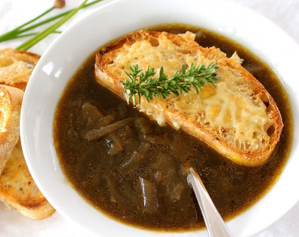 French Onion Soup Low Calorie Weight Loss Recipes