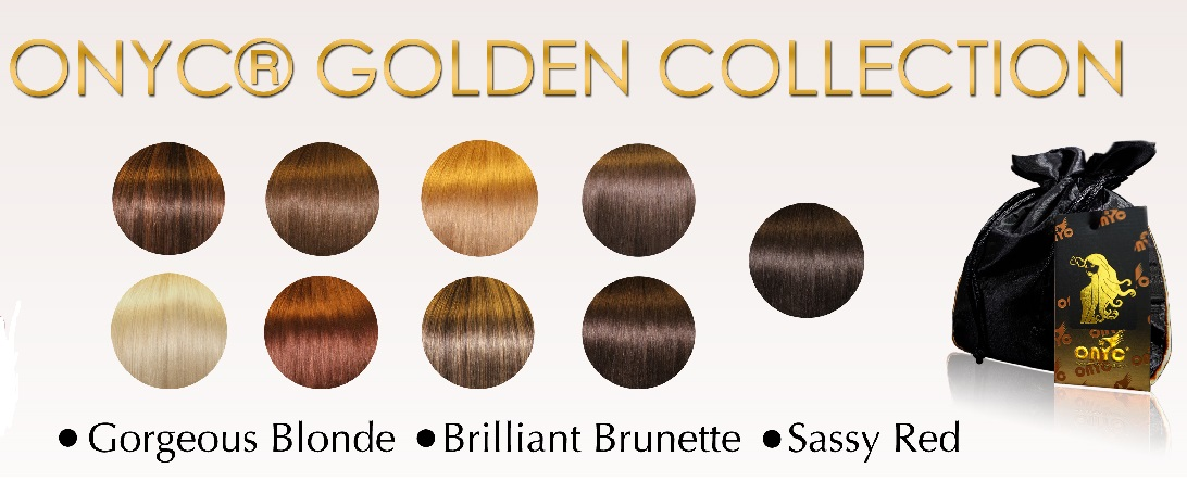 ONYC Hair Golden Collection