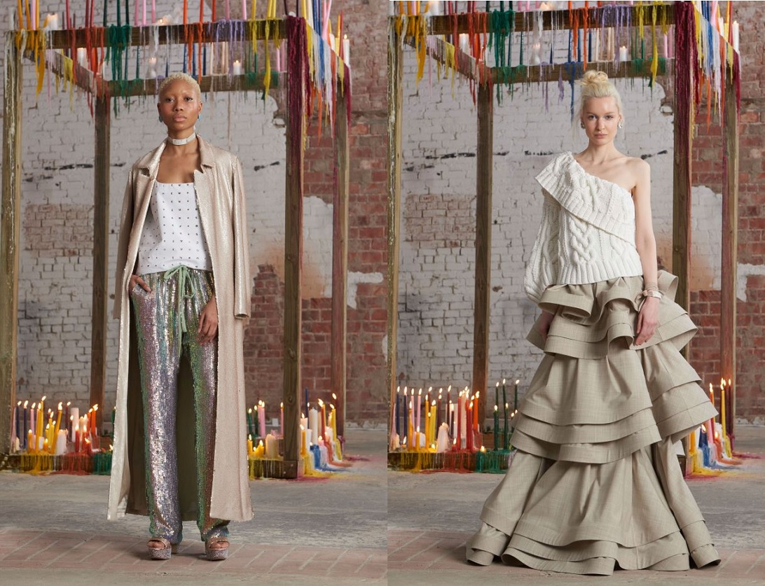 New york fashion week fall winter 2016 designers we love for Nyu tisch fashion design