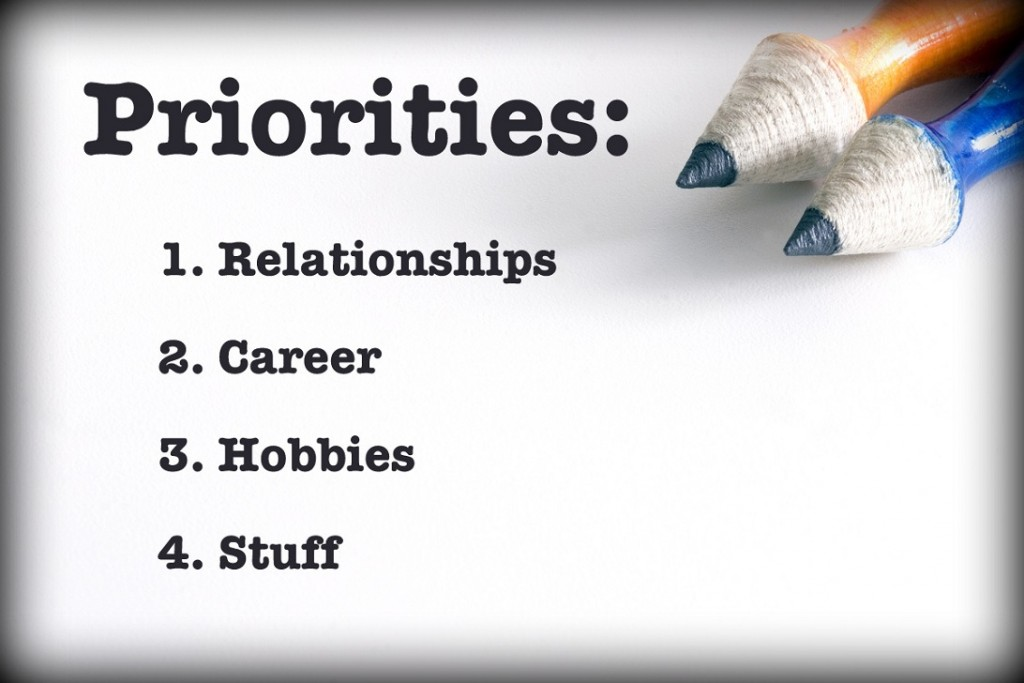Set Your Priorities How To Balance Career And Personal Life