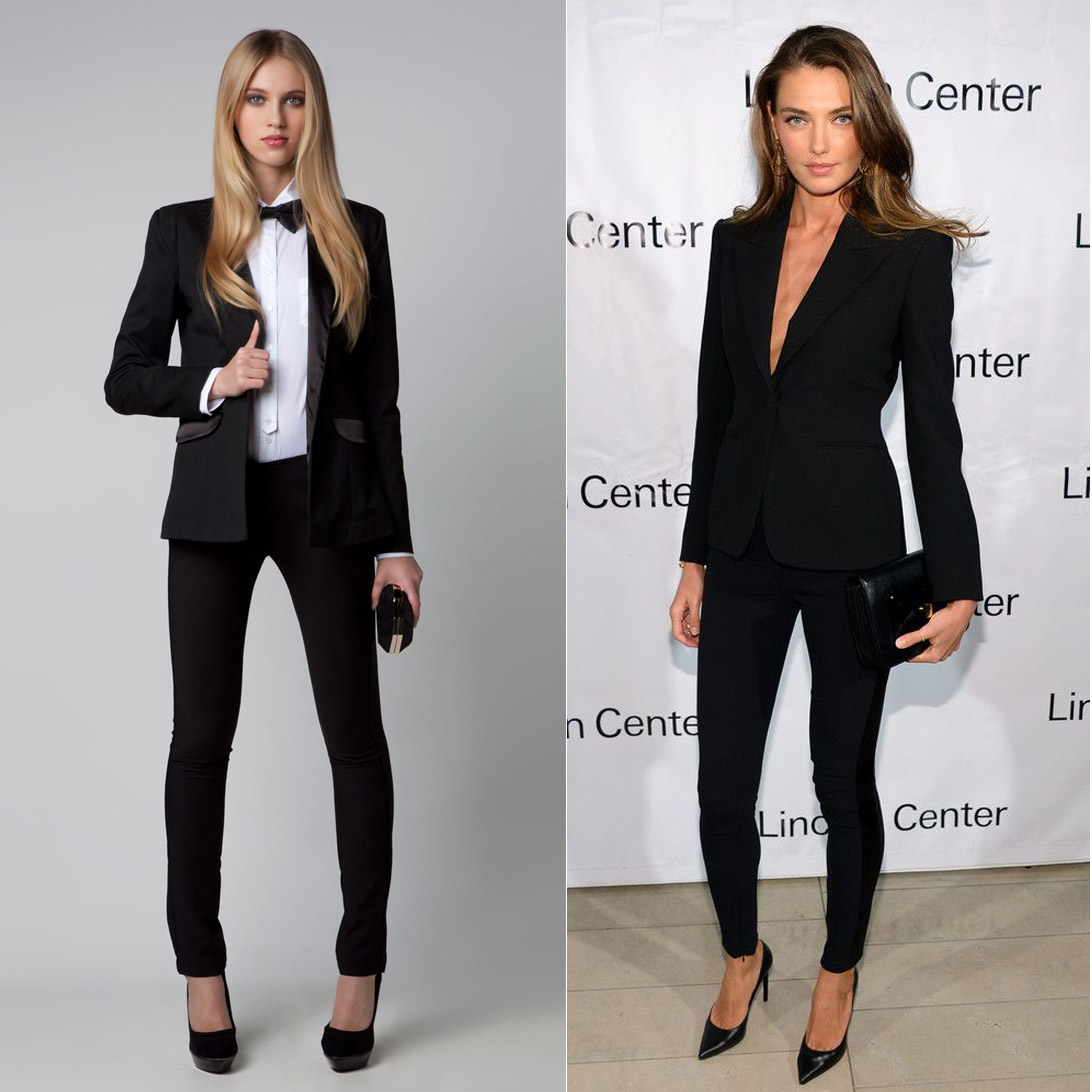 what to wear top 10 christmas party outfit ideas black suit