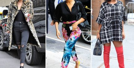 25 Celebrity Street Fashion Gallery | Styles We Love