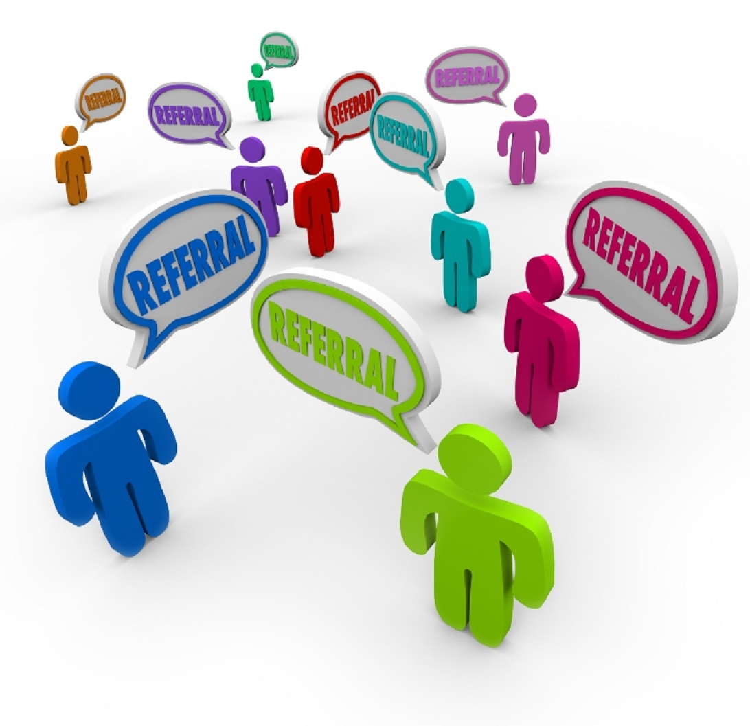 Referral Program Refer a Friend Word of Mouth small business during slow season