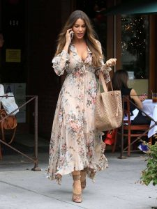 Sofia Vergara Lunch Outfit , Best outfit