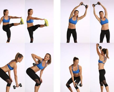20 Waist Cinching Workout Routine – Hello Flat Tummy