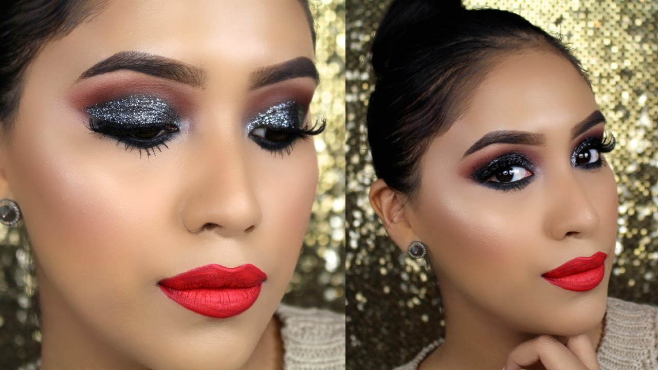Makeup for the New Year. Holiday Makeup Ideas 30