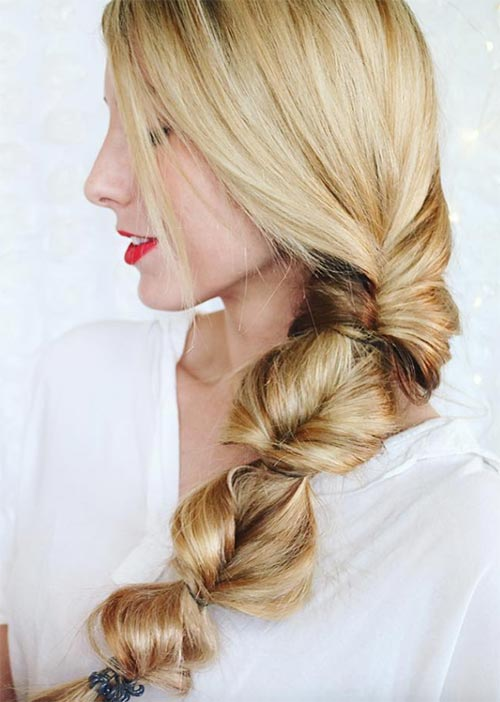 Easy Holiday Hairstyles For Long Hair Hairstyles For Long Hair