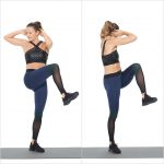 get rid of your muffin top, effective waist slimming exercises, flat tummy, diet