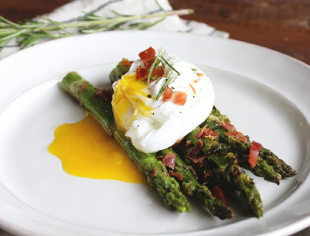 Asparagus Low Calorie Weight Loss Recipe