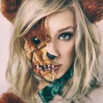 Bear Halloween MakeUp Looks