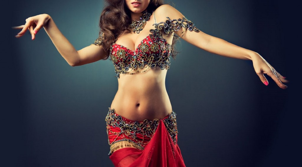 Belly Dance Your Way To Fitness