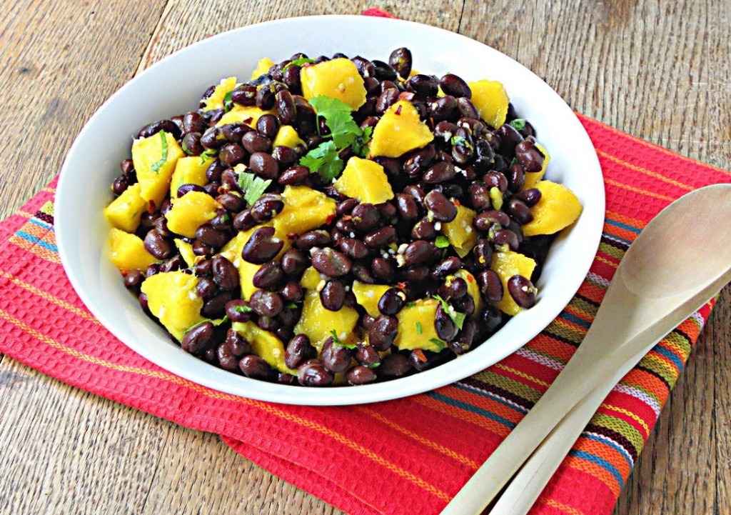Black Beans Mango Salad Lose Weight By Eating These Delicious Salads