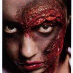 Blood Zombie Halloween Look