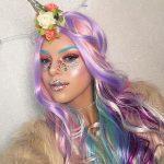 Fairy Unicorn Pretty Halloween MakeUp Look