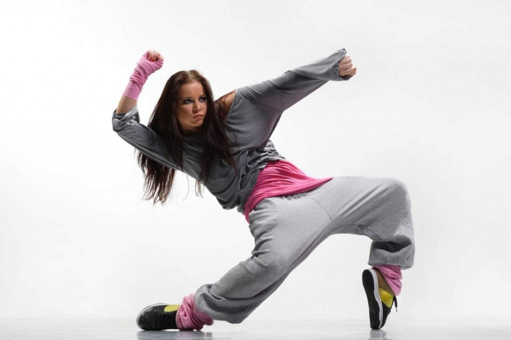 Hip Hop Dance For Weight Loss