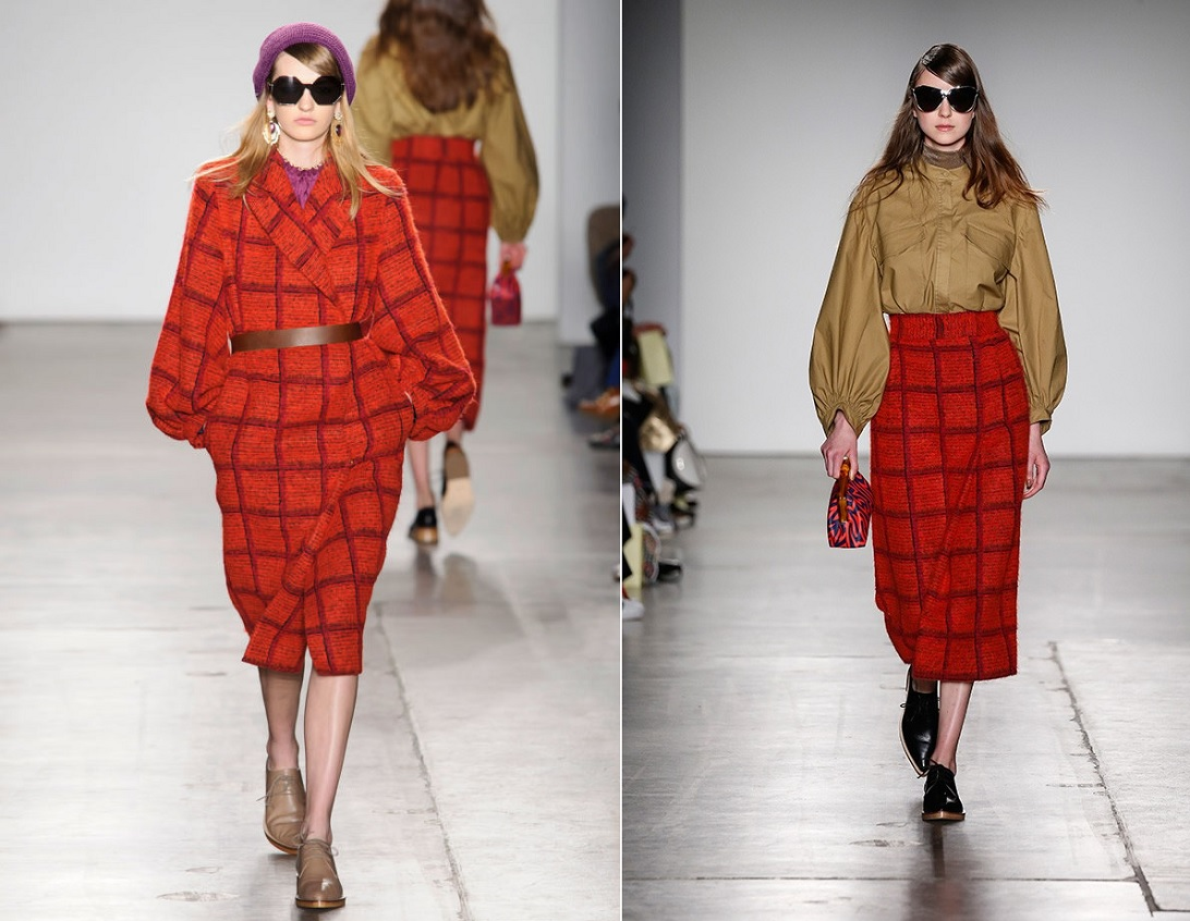 Karen Walker New York Fashion Week Fall Winter 2016