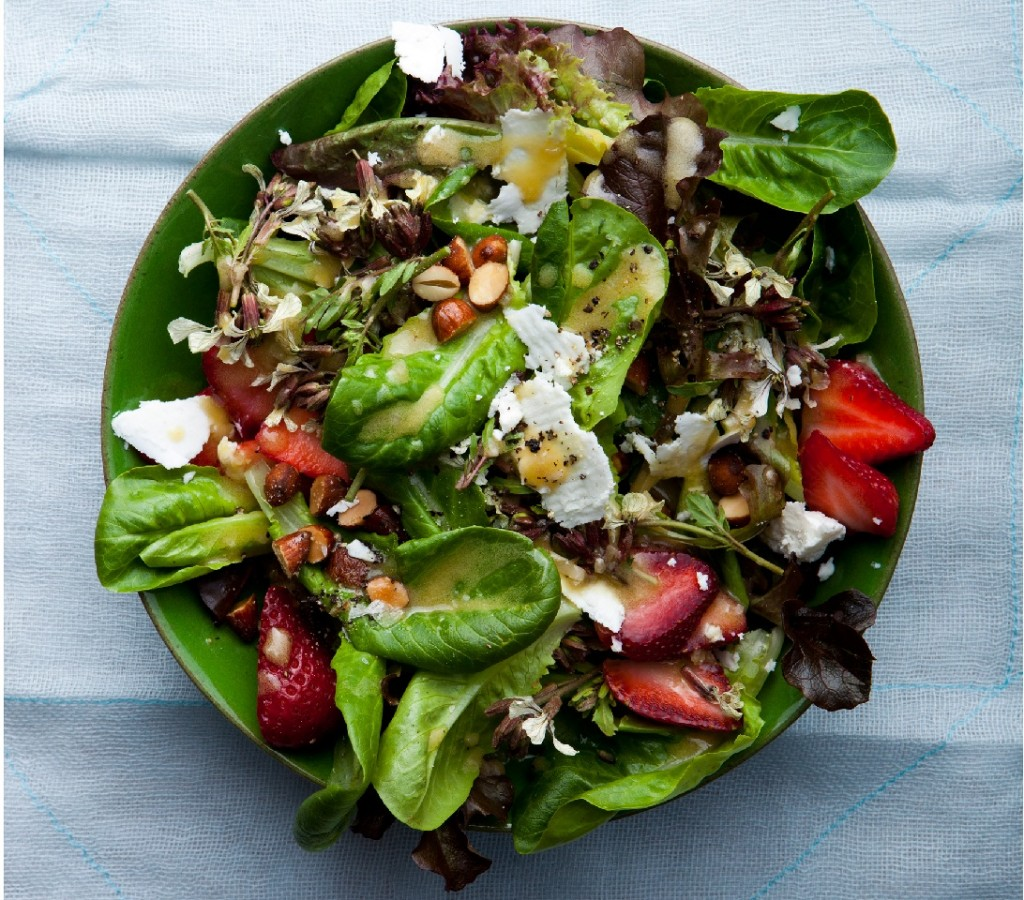 Lose Weight By Eating These Delicious Salads