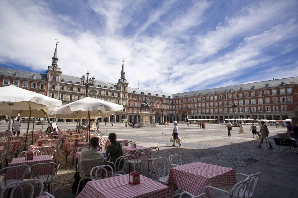 Madrid Romantic Honeymoon Destination