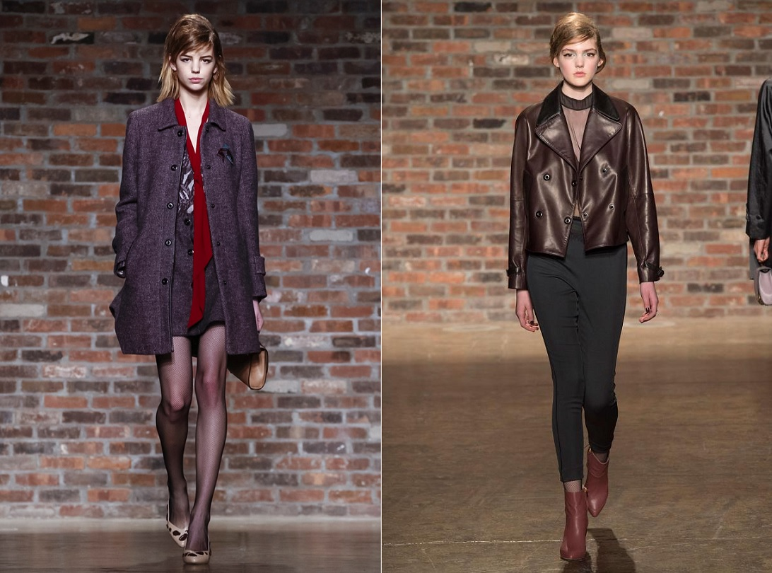 MAIYET New York Fashion Week Fall Winter 2016