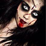 Monster Creepy Halloween MakeUp Looks