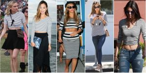 narrow-stripes-How To Wear Stripes The Right Way For Every Body Type