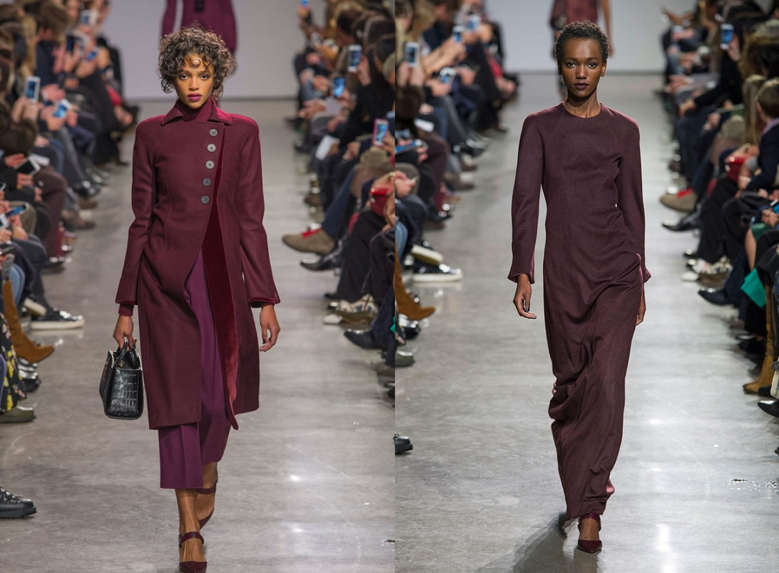 New York Fashion Week 2016 Zac Posen Collection