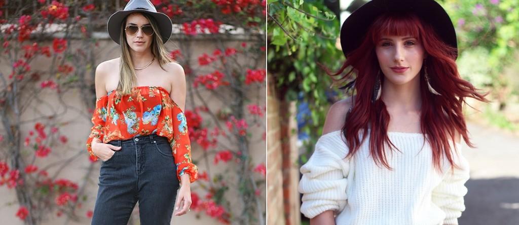 Off Shoulder Tops 2016 Fashion Trends