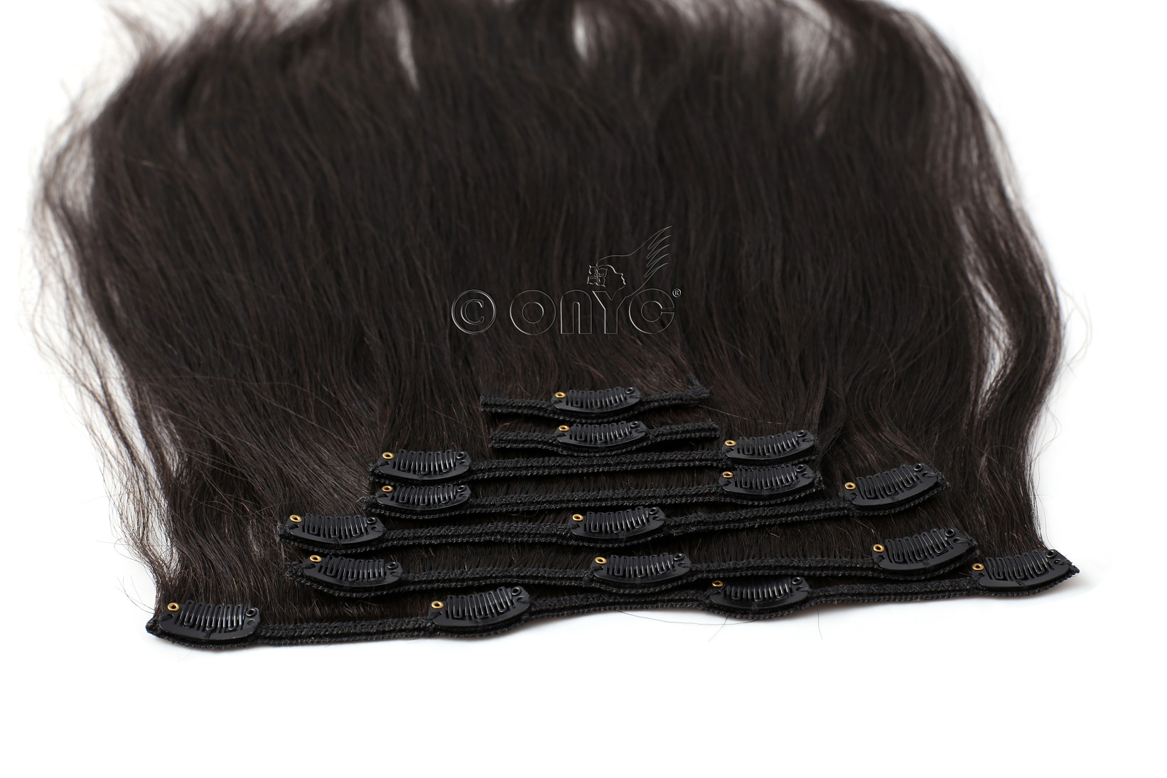 ONYC 7 Piece Clip In Relaxed Hair 3 E