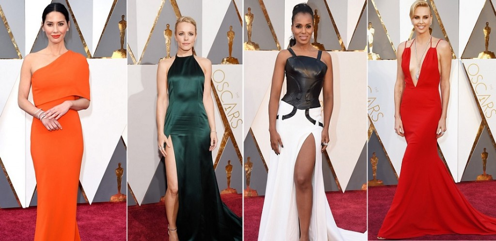 Oscars 2016 Best Dressed Celebrities