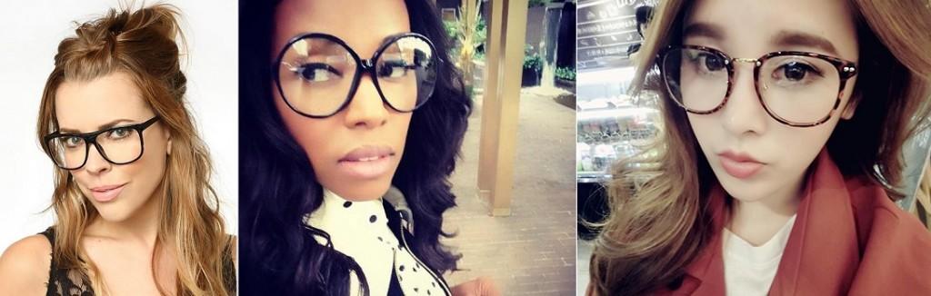 Oversized Glasses 2016 Fashion Trends