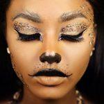 Pretty Cat Halloween Pretty Halloween MakeUp Look
