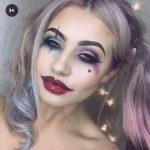 Pretty Clown Pretty Halloween MakeUp Look
