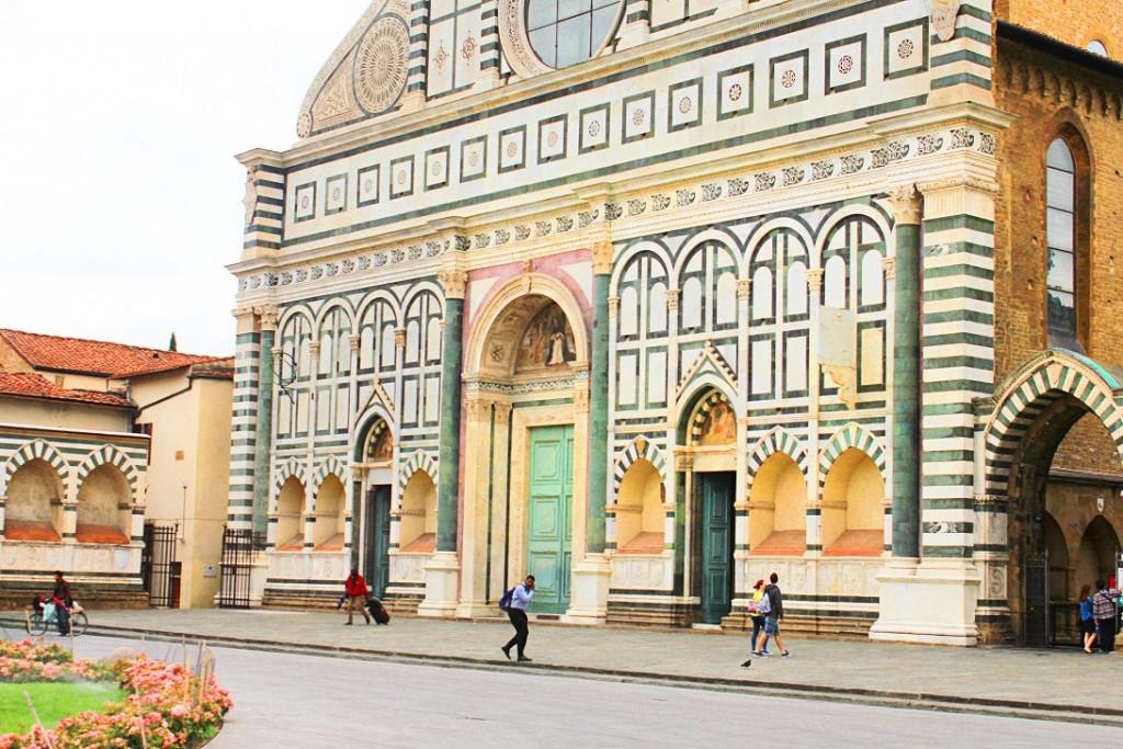 Santa Maria Novella Church Florence Italy
