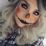Scarecrow Look Easy Halloween MakeUp Look