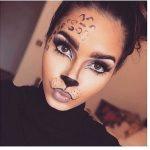 Sexy Cat Halloween Easy Halloween MakeUp Look