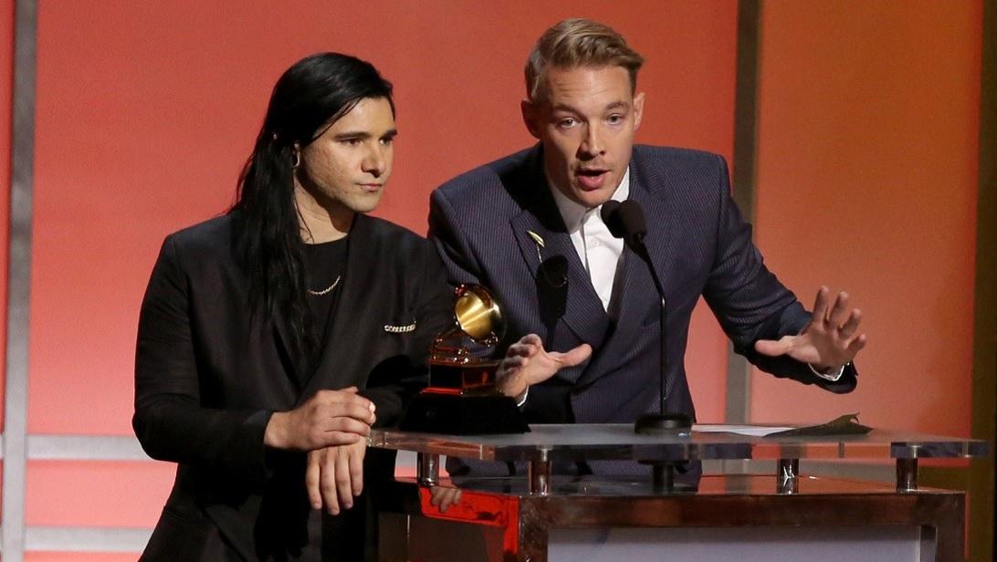 Skrillex Diplo Win Grammy 2016
