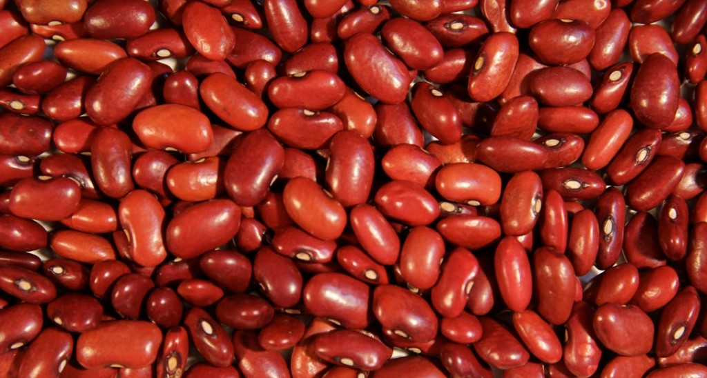 Small Red Beans Top Vegetables Natural In Antioxidants