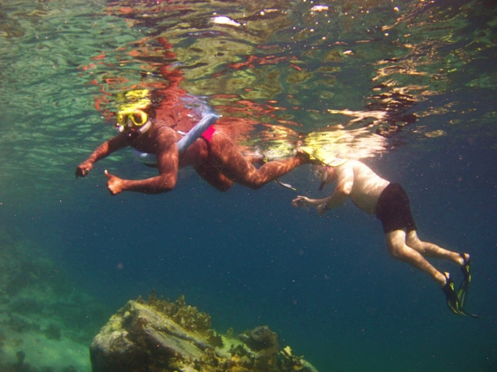 Snorkling My British Virgin Islands Experience