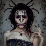 Spider Monster Halloween MakeUp Looks
