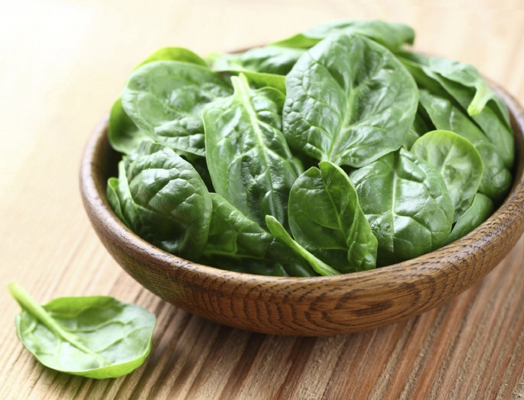 Spinach Top Vegetables Natural In Antioxidants