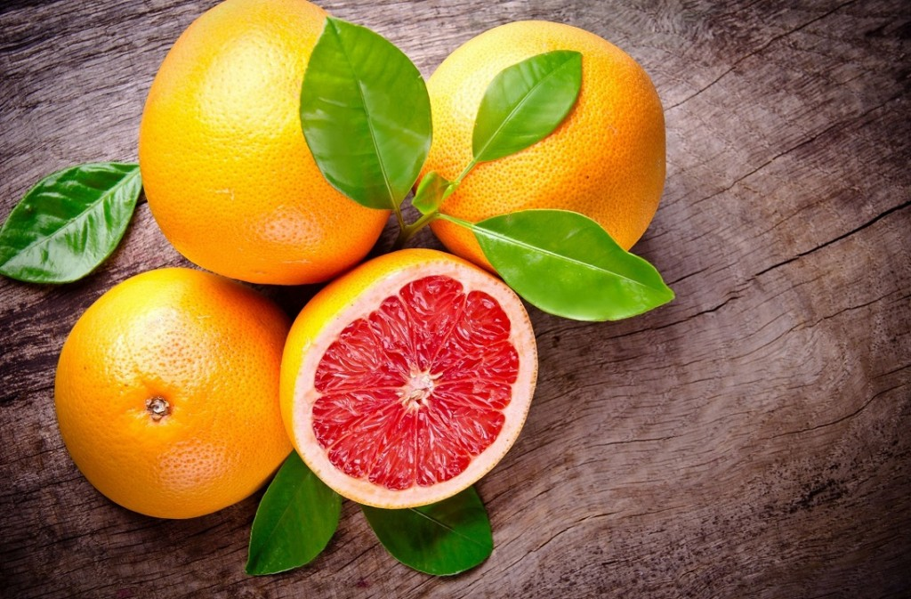 Superfoods Grapefruits For Weight Loss