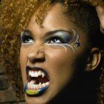 Vampire Halloween Scary Halloween MakeUp Look