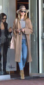 Diane Kruger Trendy Style