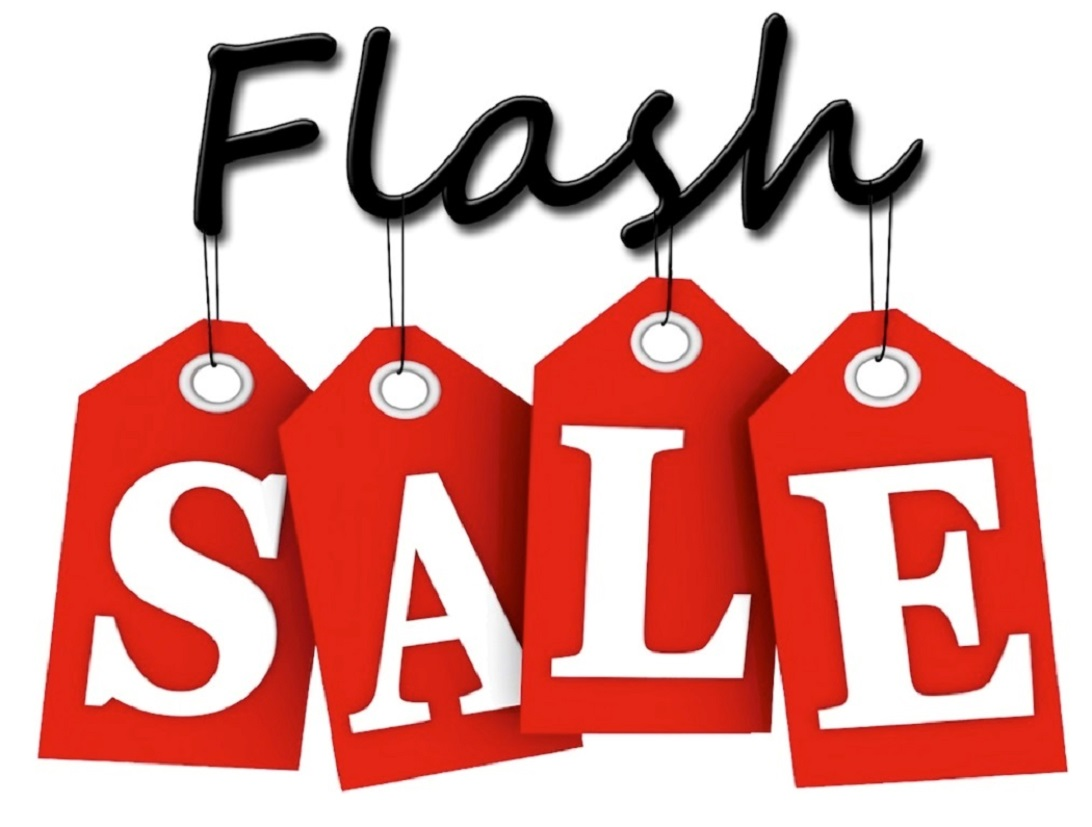 Small Business During Slow Seasons Flash Sale Discount