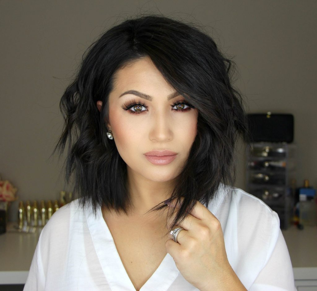Easy Holiday Hairstyles For Short Hair - 25 Cute Hair Styles