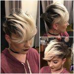 25 Easy Holiday Hairstyles For Short Hair- Cute Hair